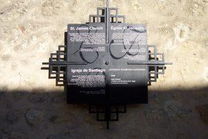 Sistema de sinalética exterior