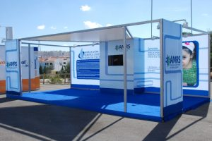 Stand AMRS